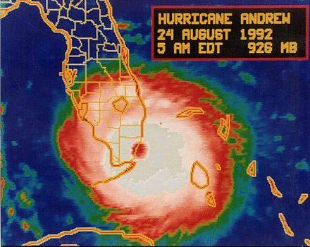 Florida is… Hurricanes.