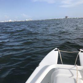 Florida is… Biscayne Bay
