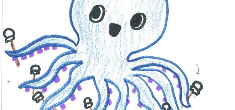 FLORIDA IS… an octopus