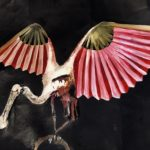 painted spoonbill